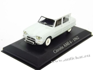 Citroen AMI 6 (green/white)