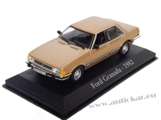 Ford Granada 1982 (copper)