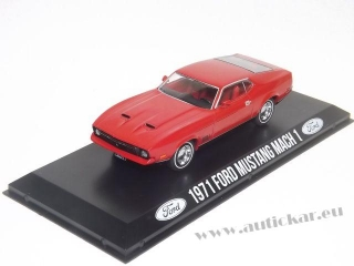 Ford Mustang Mach I Diamonds are forever