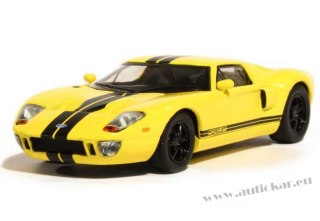 Ford GT (yellow/black)