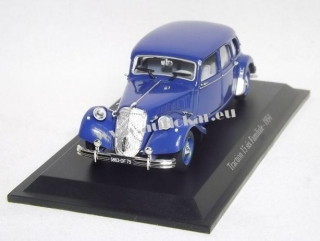 Citroen Traction 15 Six Familiale 1954
