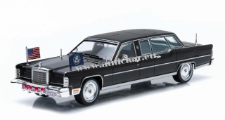 Lincoln Continental 1972 Ronal Reagan