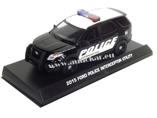 Ford Interceptor Police 2015