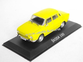 Škoda 100 (yellow)