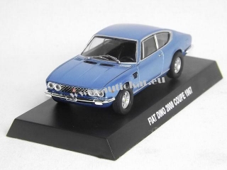 Fiat Dino Coupe 1967 (blue)