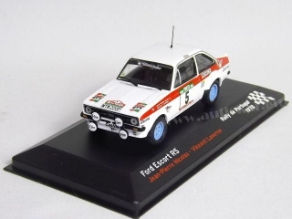 Ford Escort RS Portugal Nicolas/Lauverne