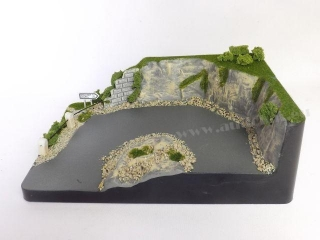 Diorama 1:43 Turn of Rimini