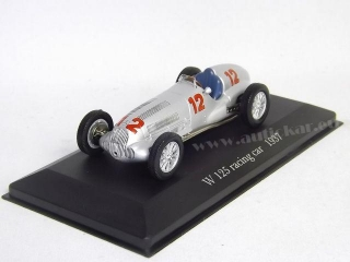 Mercedes W125 Racing Car 1937