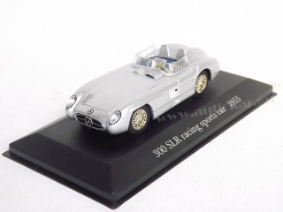 Mercedes 300 SLR Racing Sports Car 1955