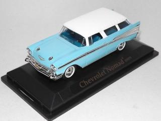 Chevrolet Nomad blue)