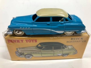 Buick Roadmaster Dinky Toys Replica