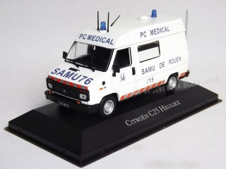 Citroen C25 Heuliez PC Medical