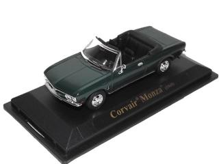 Chevrolet Corvair Monza (green)