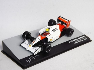 McLaren MP4/6 A. Senna Germany 2001