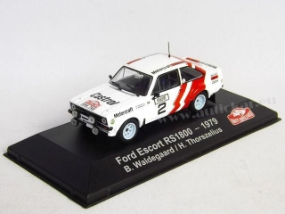 Ford Escort RS1800 Waldegaard/Thorszelius 79