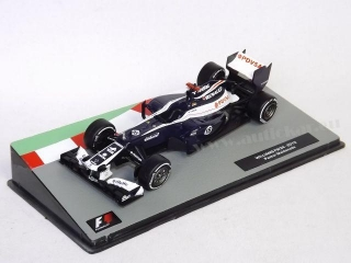 Williams FW 34 Maldonado 2012