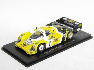 Porsche 956 Winner LeMans 84 1:43