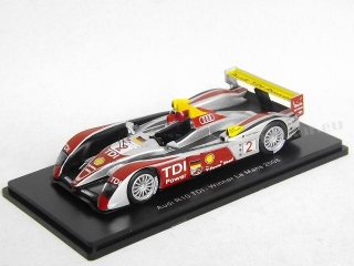 Audi R10 TDi Winner 2008 LeMans