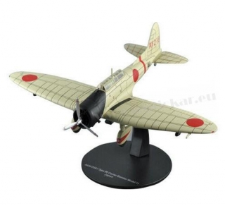 Aichi D3A1 Type 99 Carrier Bomber model 11