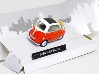 BMW Isetta 250 red